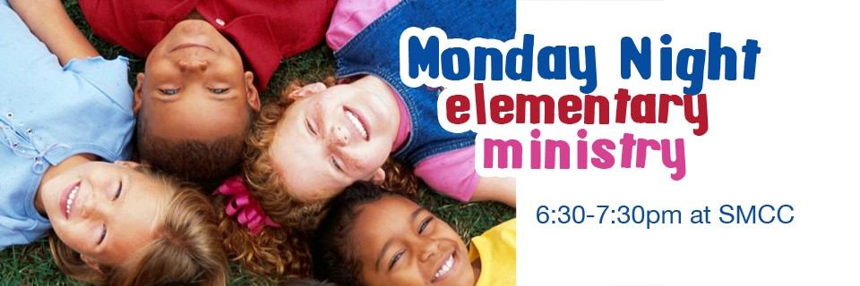 Monday Night Elementary Ministry
