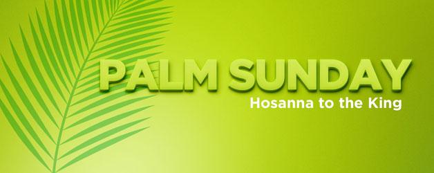 palm sunday at san marcos community church