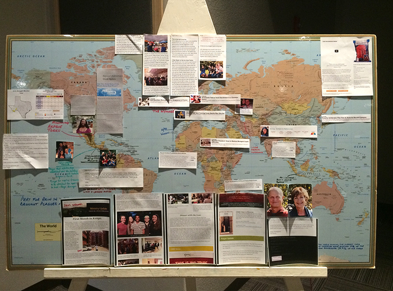 Global / Missions